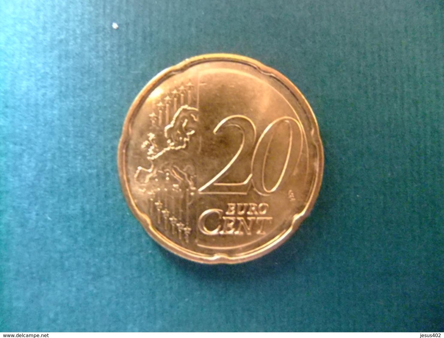 ESPAÑA / ESPAGNE 2008 / EUROS / Cervantes - España
