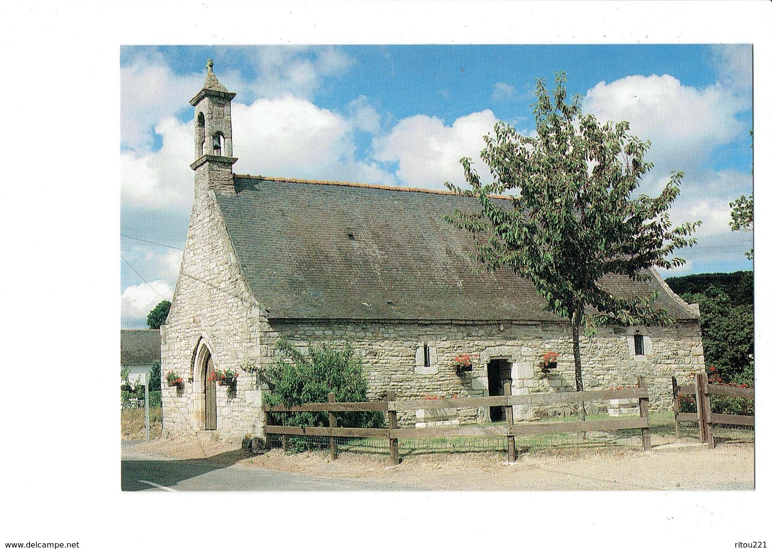 Cpm - 56 - Commune De RIEUX - Morbihan - Chapelle De Tréfin - Imp Noblet - France