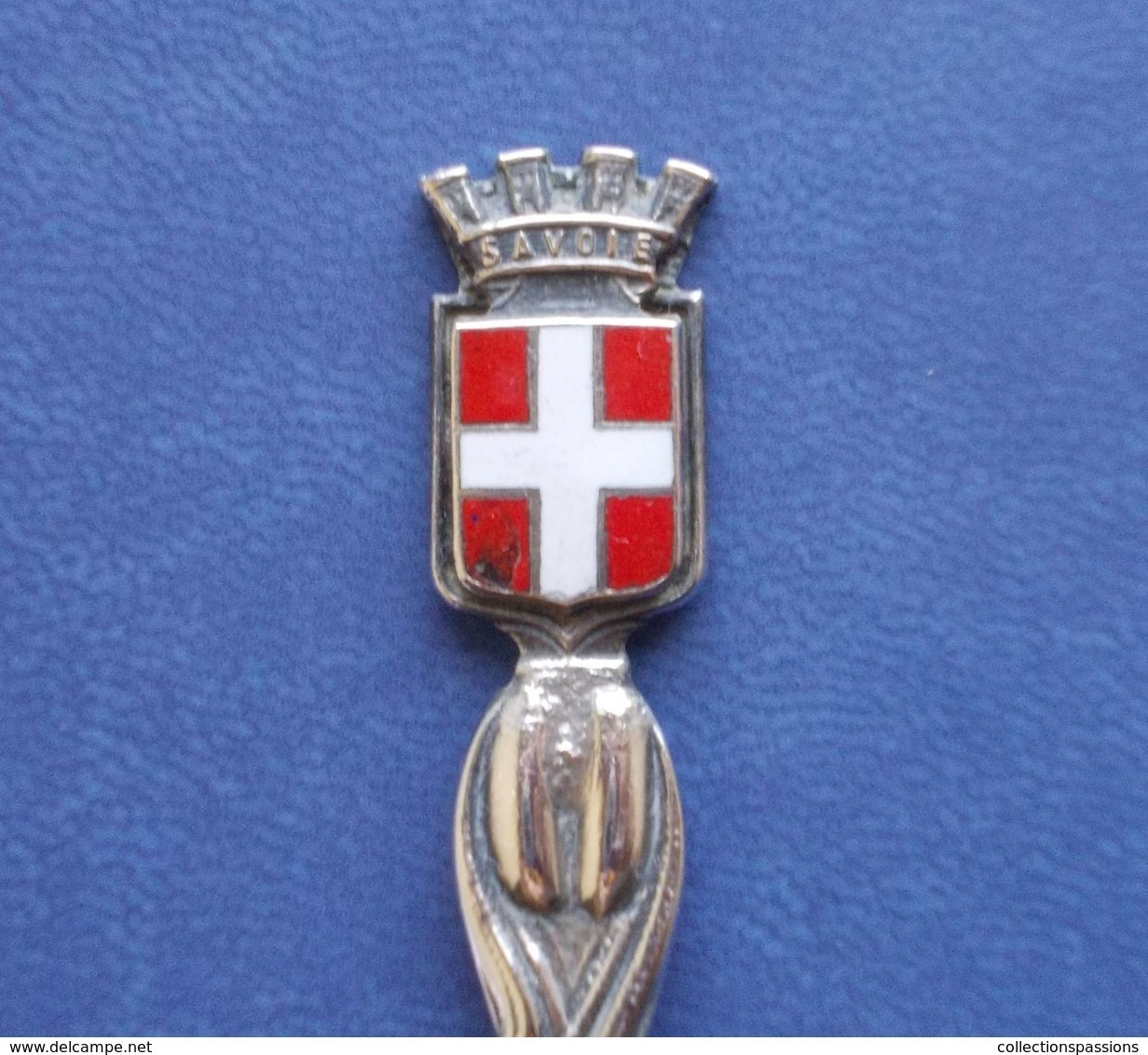 - Petite Cuillère - Objet Souvenir De Savoie - - Obj. 'Souvenir De'