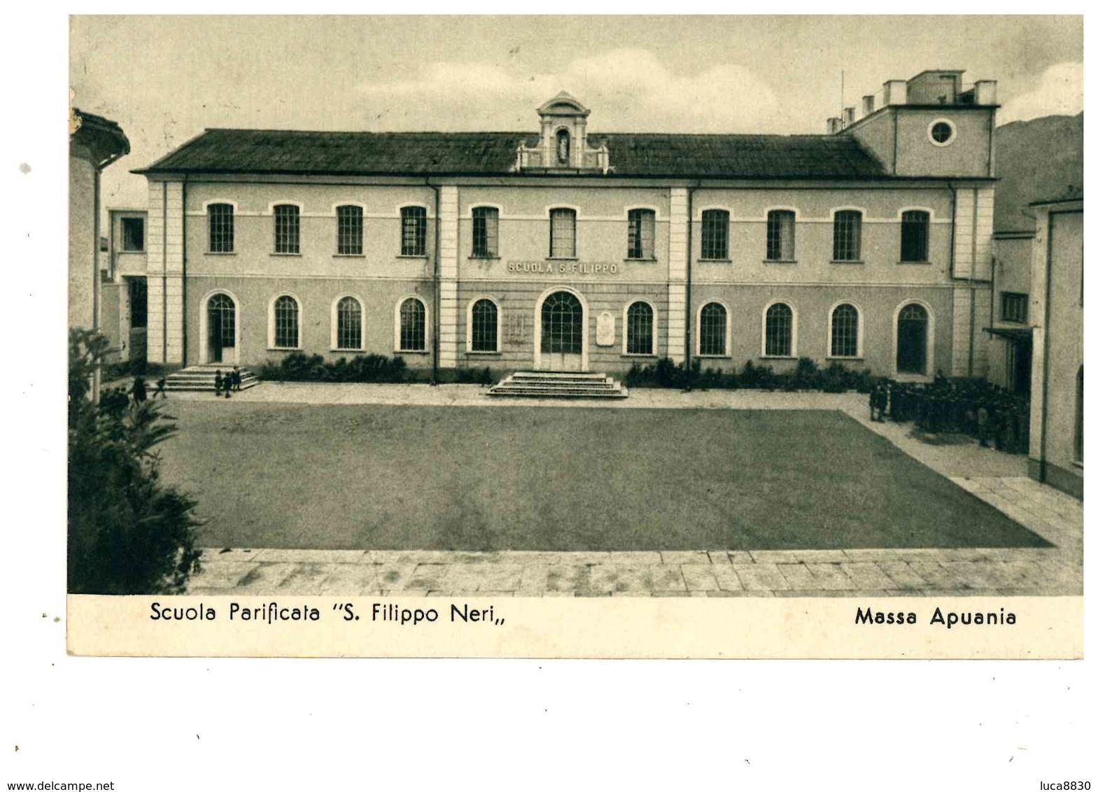 MASSA APUANIA SCUOLA S. FILIPPO NERI - Massa