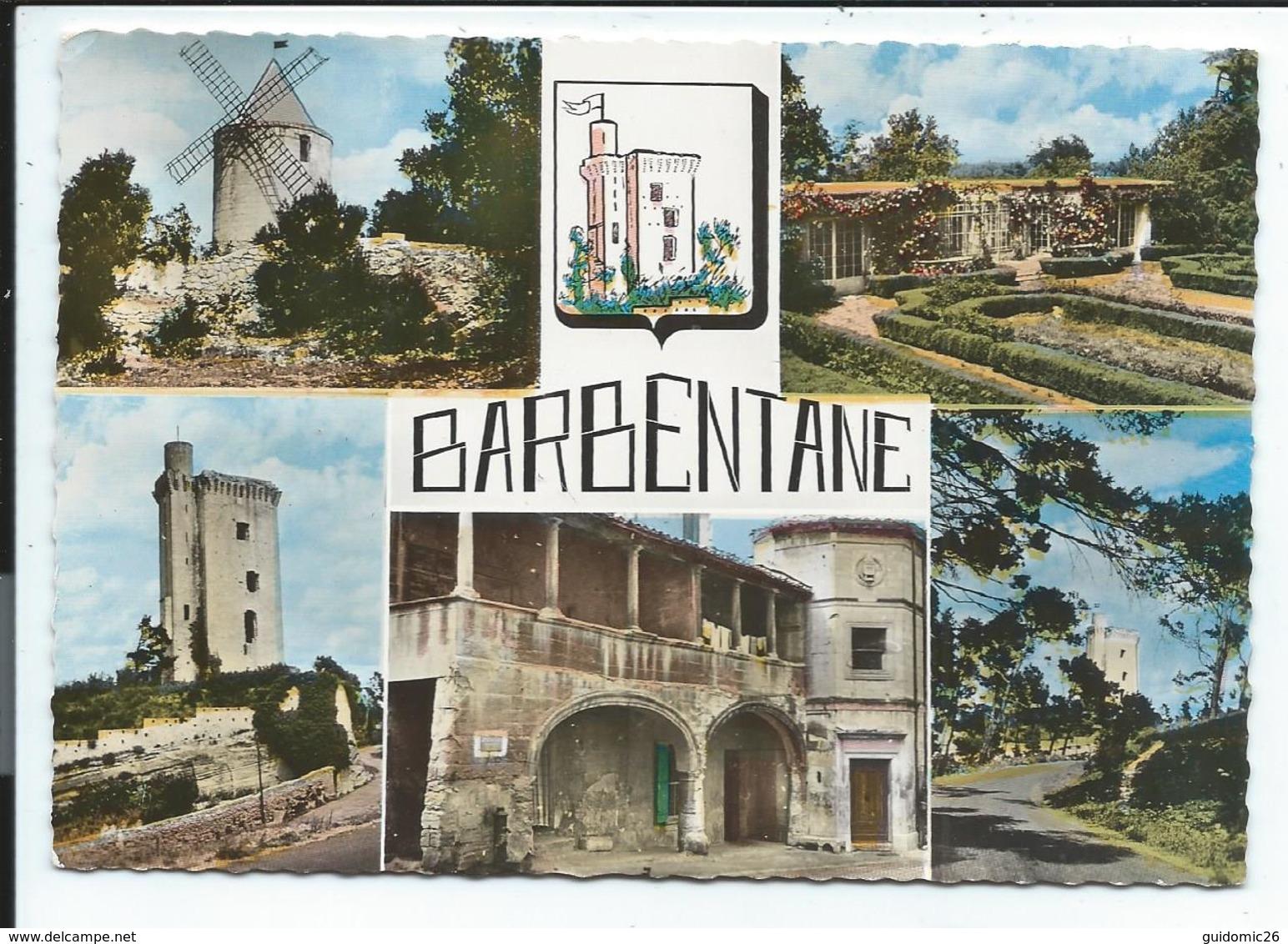 Barbentane Multivues - France