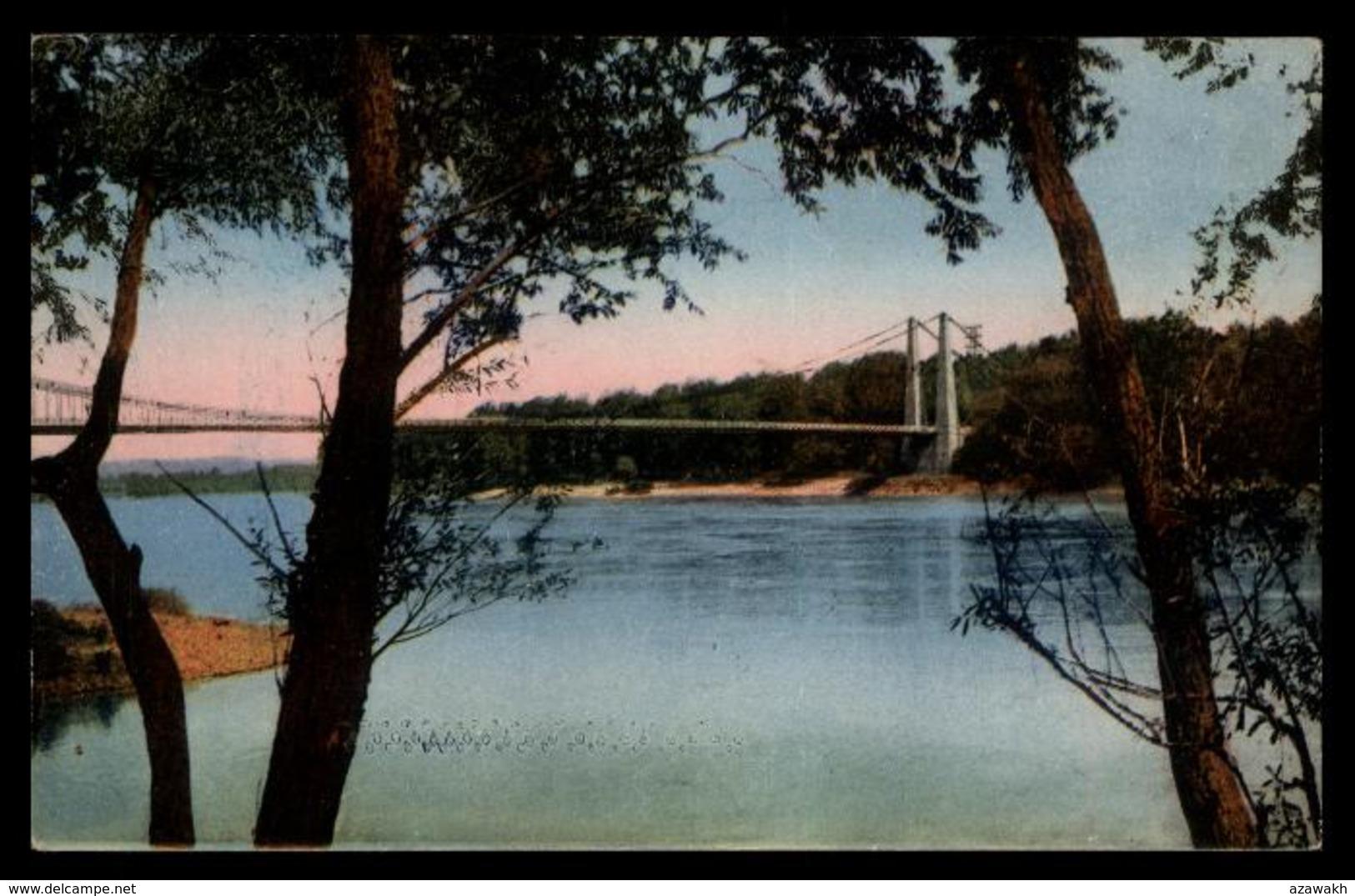 42 - Chavanay - Pélussin (Loire) Le Pont Sur Le Rhone #07430 - Autres Communes