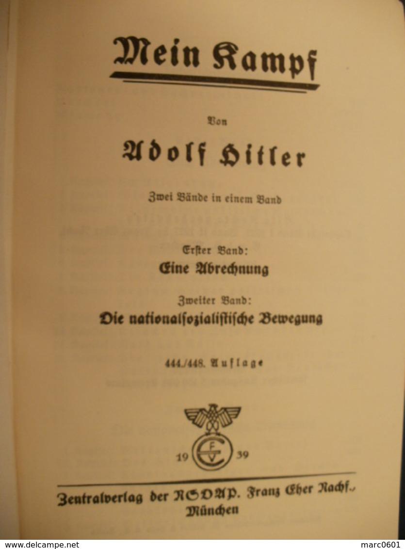 Original Mein  Kampf - Books