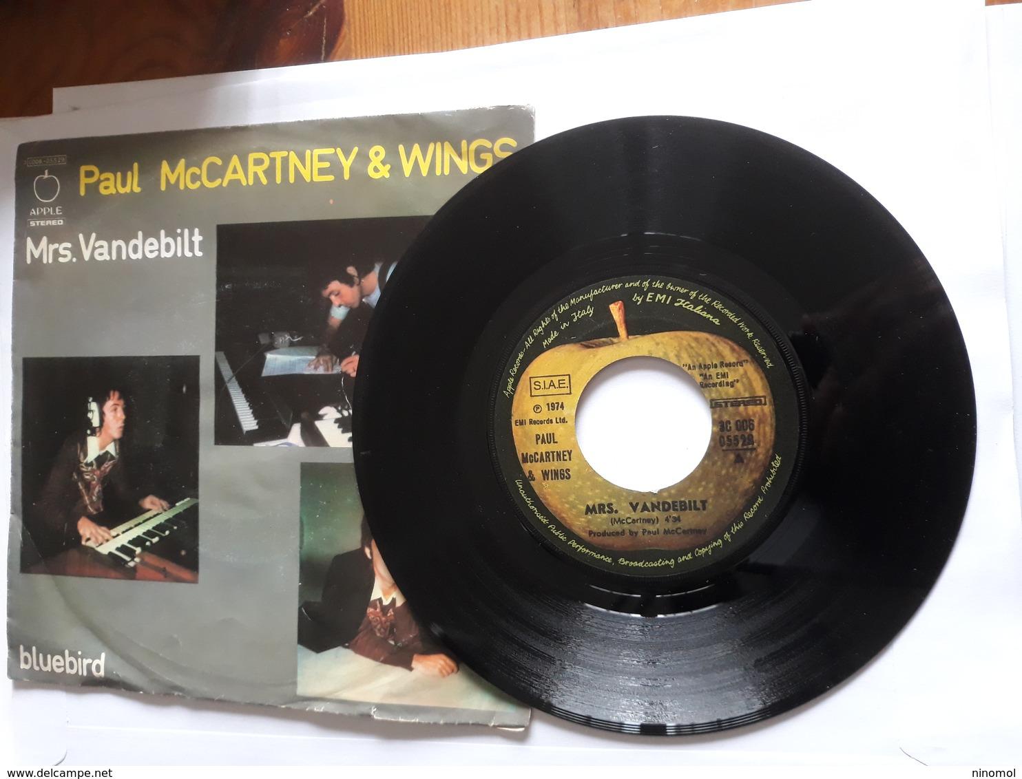 Paul McCartney  -  Casa Applel ( Emi )  -  Anno 1974. - Rock