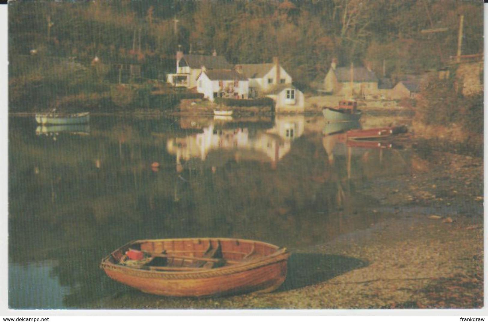 Postcard - Bridge End, Noss Mayo, Devon - Unused Very Good - Cartes Postales