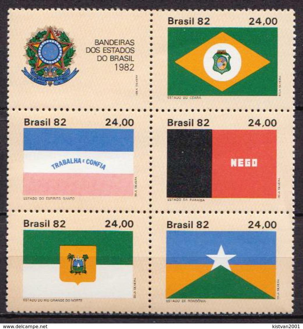 Brazil MNH Set - Stamps