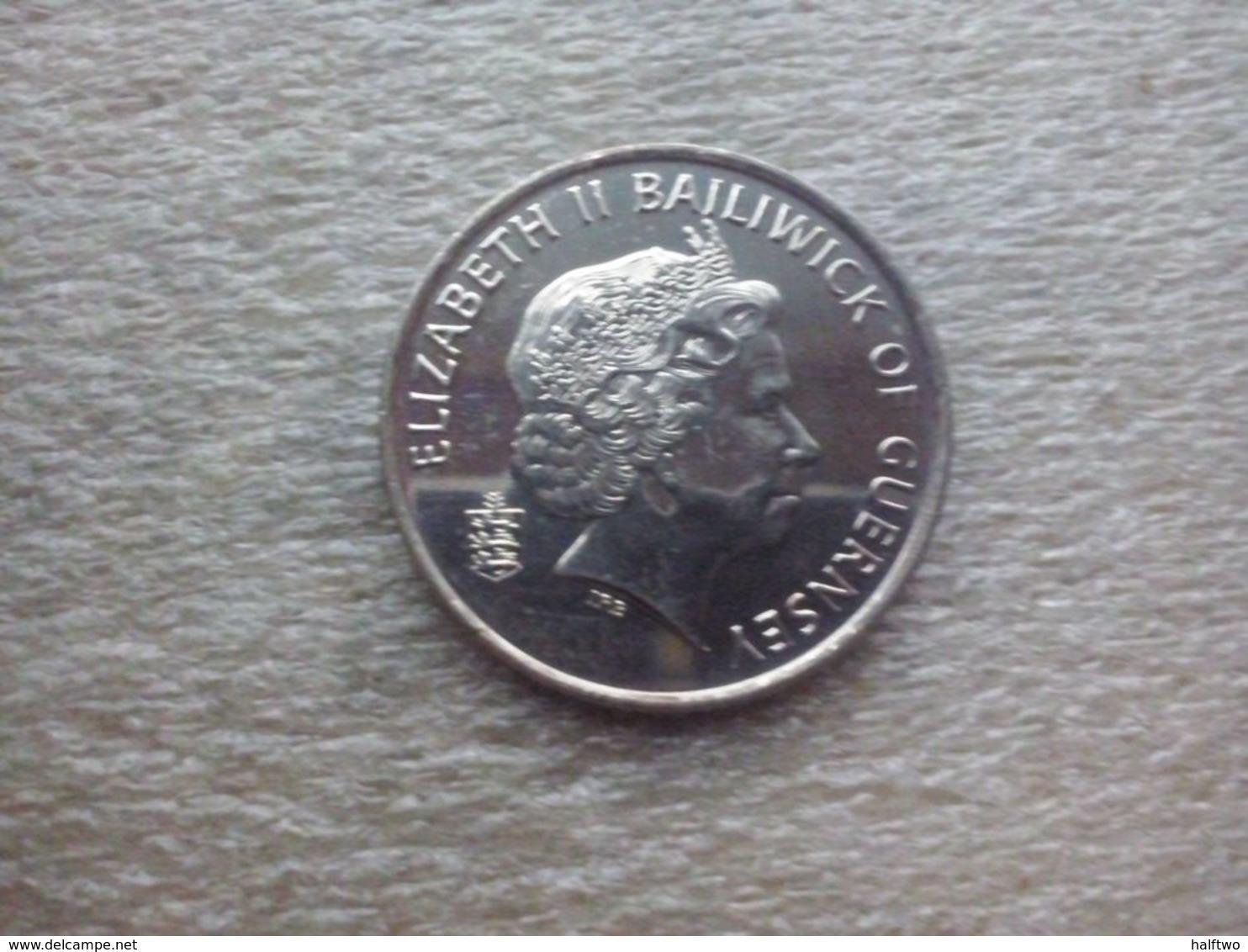 Guernsey  10  Pence    2003   UNC - Guernsey