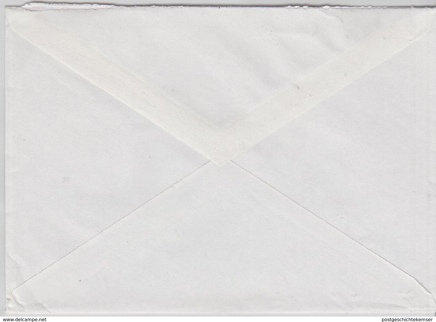 Berlin - 2x40 Pfg. B&S GA-Ausschnitte U.a., Brief Berlin - Lüdenscheid 1987 - Lettere