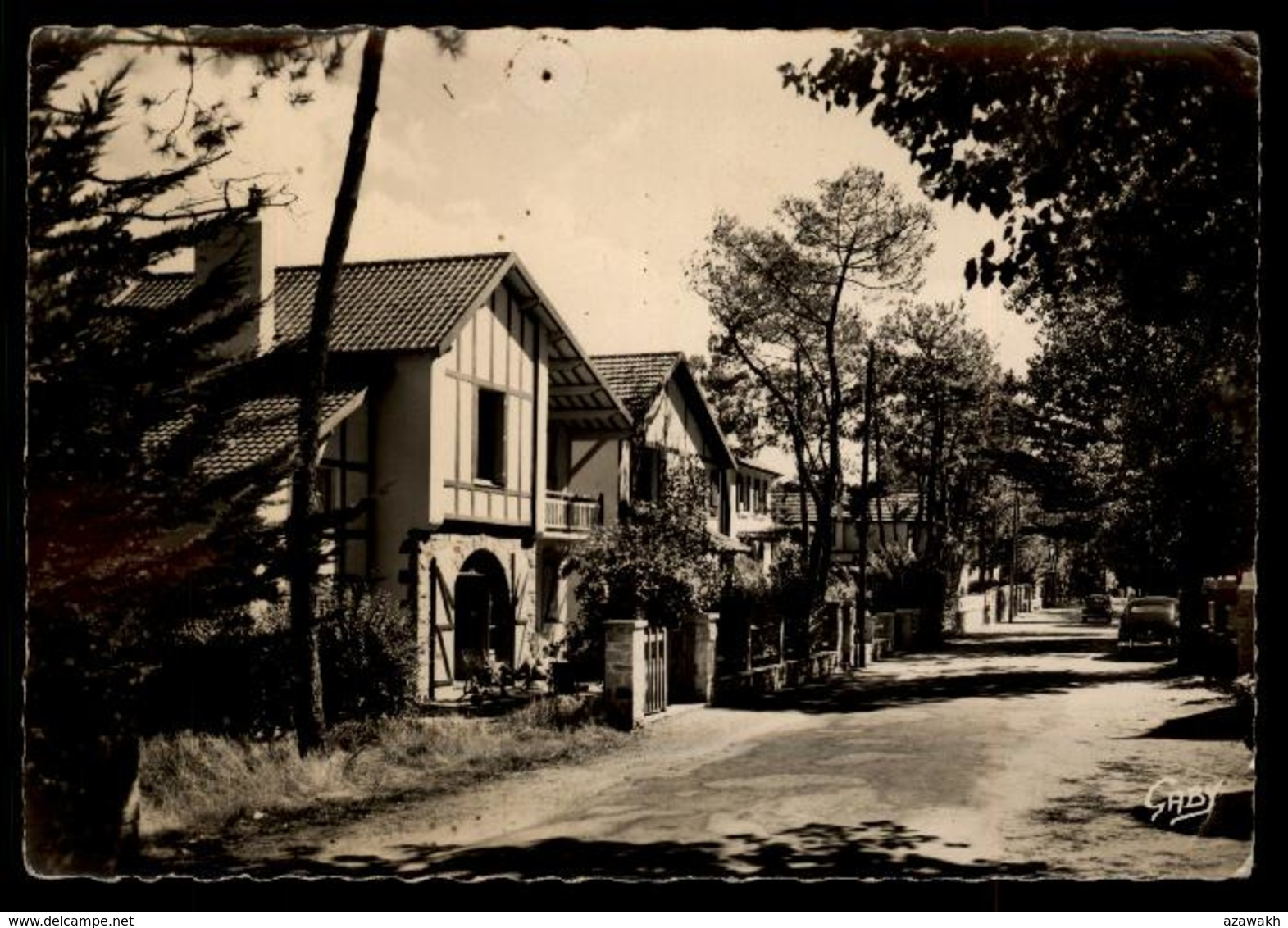 56 - Carnac - Quiberon 57 - (Morbihan) Avenue De Kermaria #03062 - Carnac