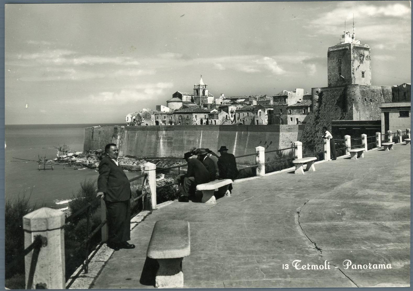 °°° Cartolina N. 102 Termoli Panorama Nuova °°° - Campobasso
