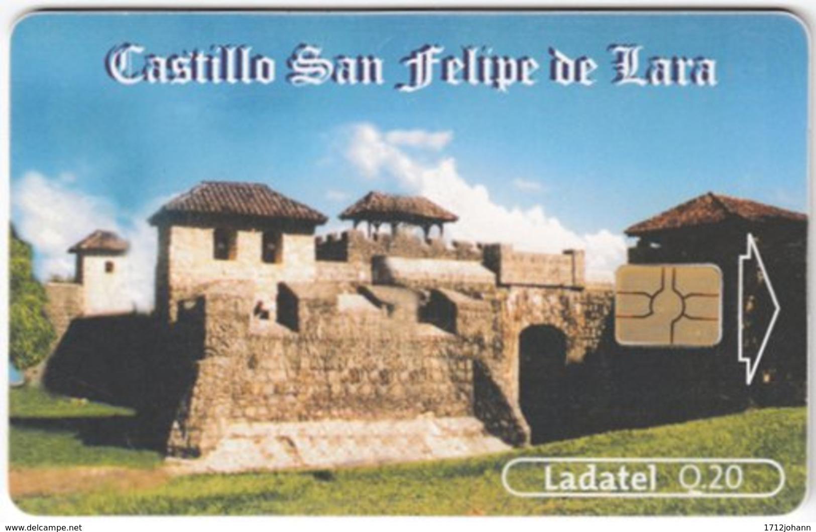MEXICO A-645 Chip Telmex - Culture, Ruin - Used - Mexiko