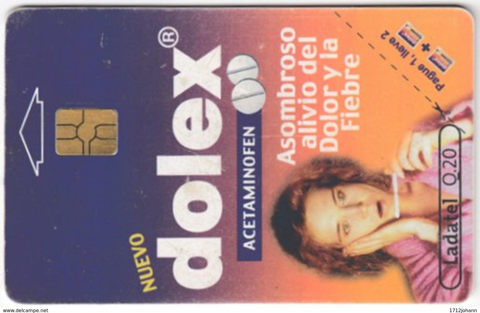 MEXICO A-649 Chip Telmex - People, Woman - Used - Mexiko