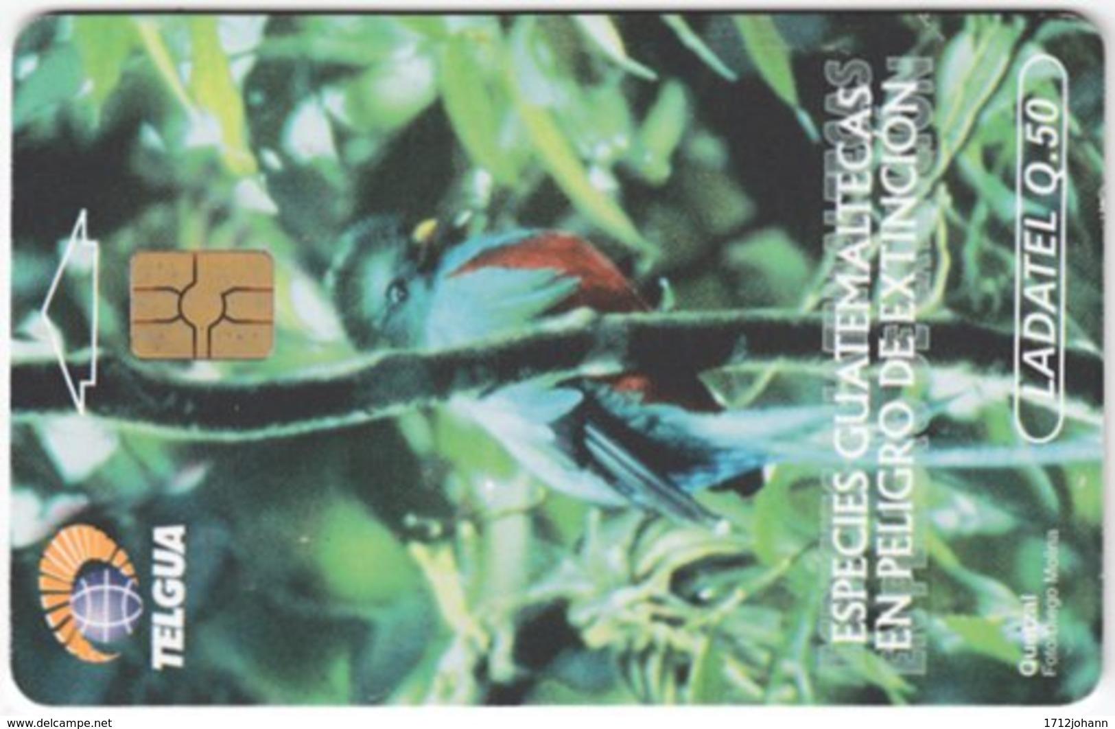MEXICO A-659 Chip Telmex - Animal, Bird - Used - Mexiko