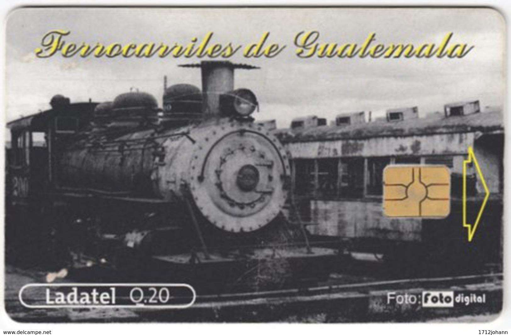 MEXICO A-667 Chip Telmex - Traffic, Historic Steam-locomotive - Used - Mexiko