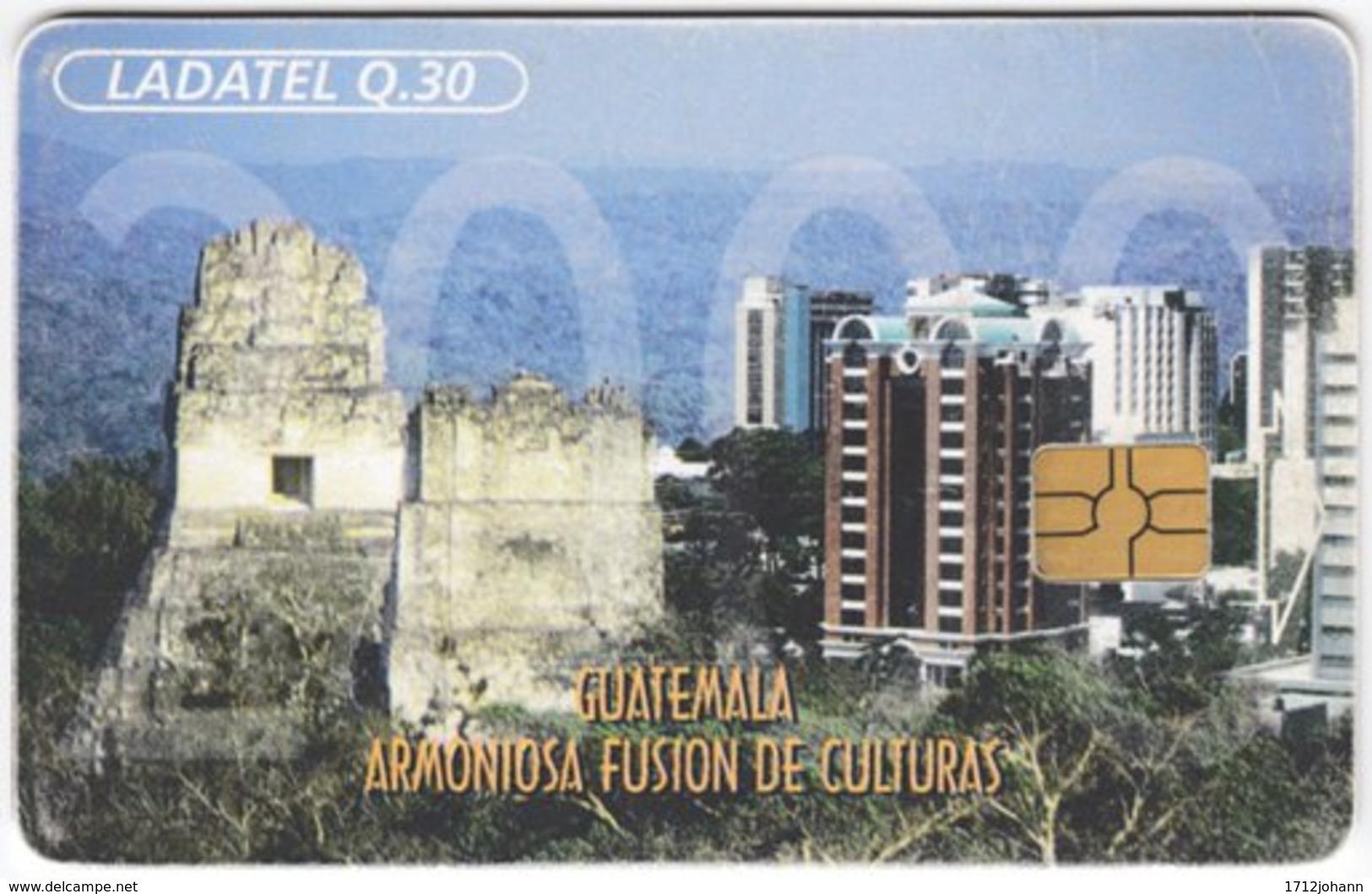 MEXICO A-676 Chip Telmex - Architecture, Building - Used - Mexiko