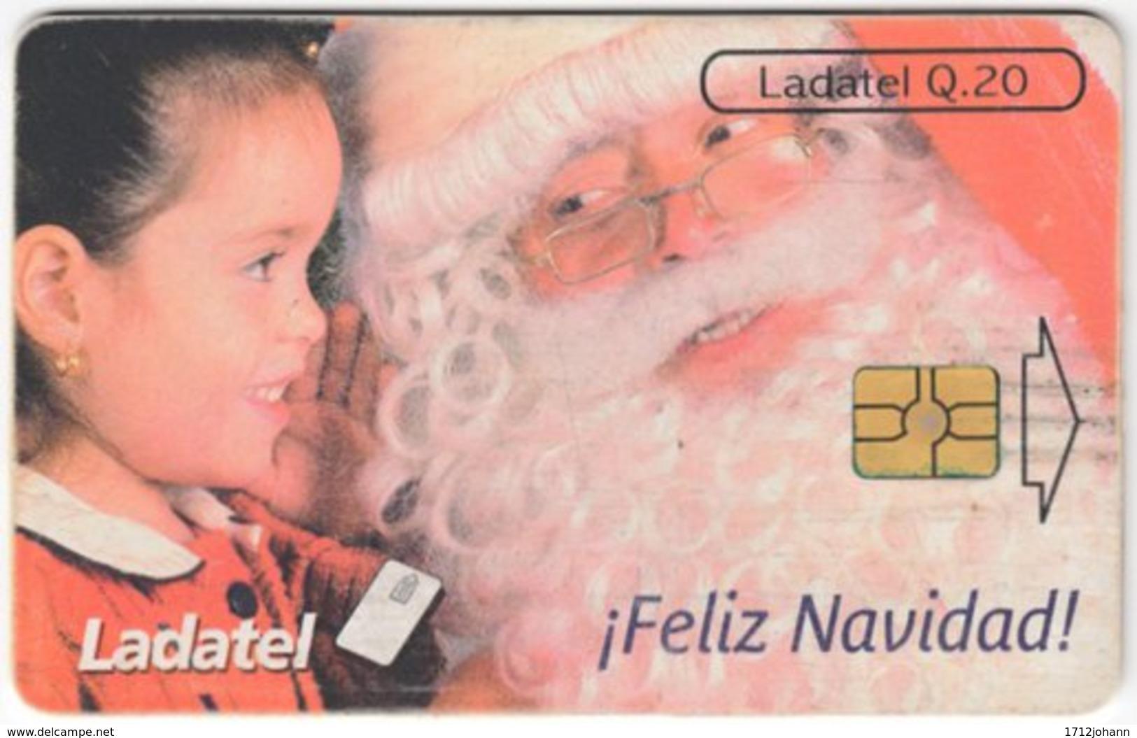 MEXICO A-677 Chip Telmex - Occasion, Christmas - Used - Mexiko