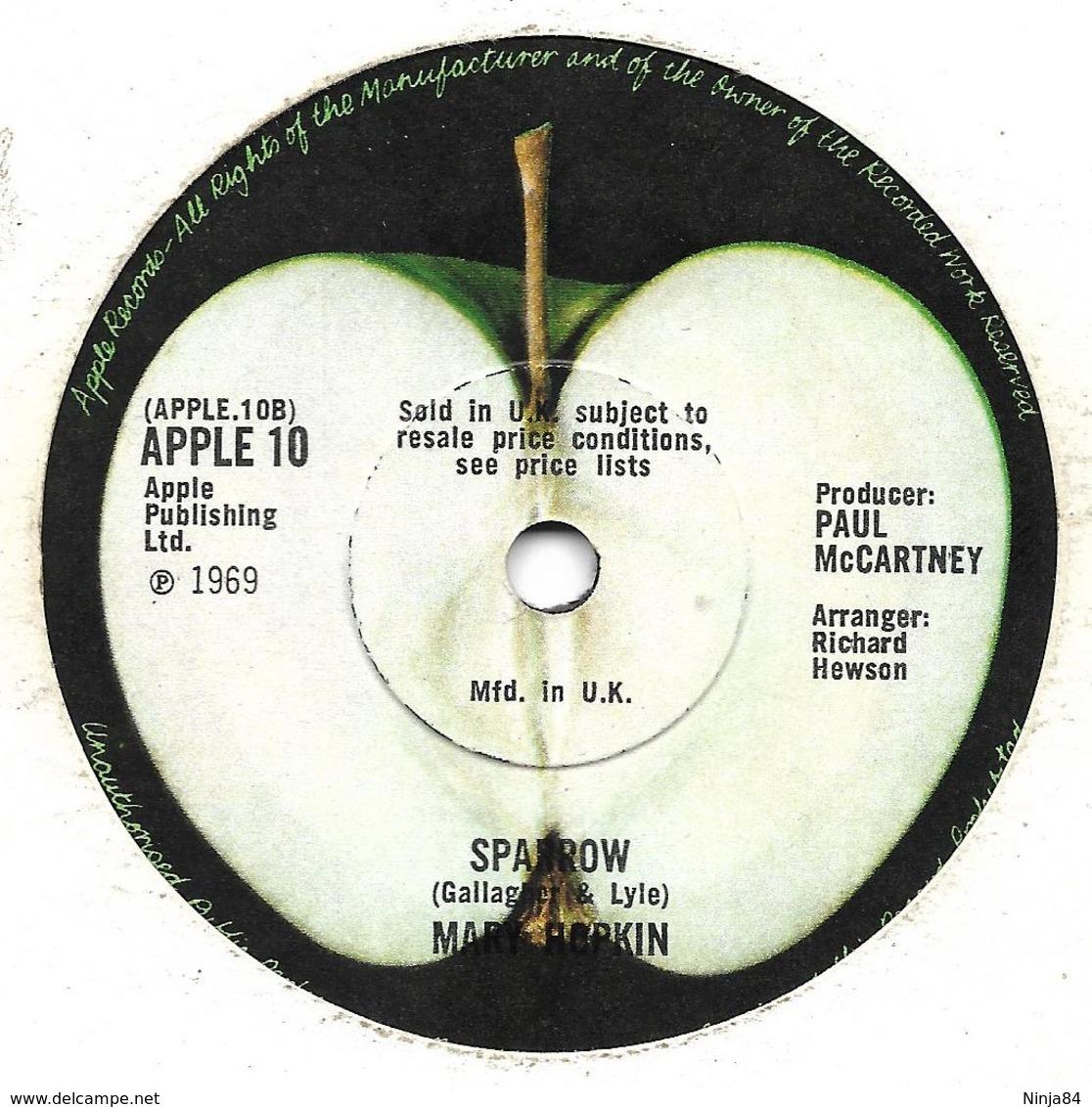 """Mary Hopkin   """"  Goodbye  """" - Vinyl Records"""