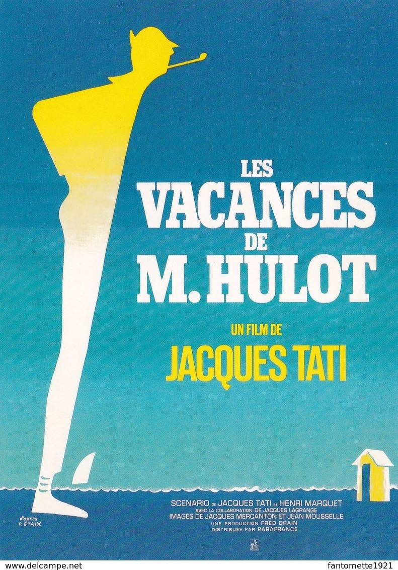 LES VACANCES DE M. HULOT (dil312) - Affiches Sur Carte