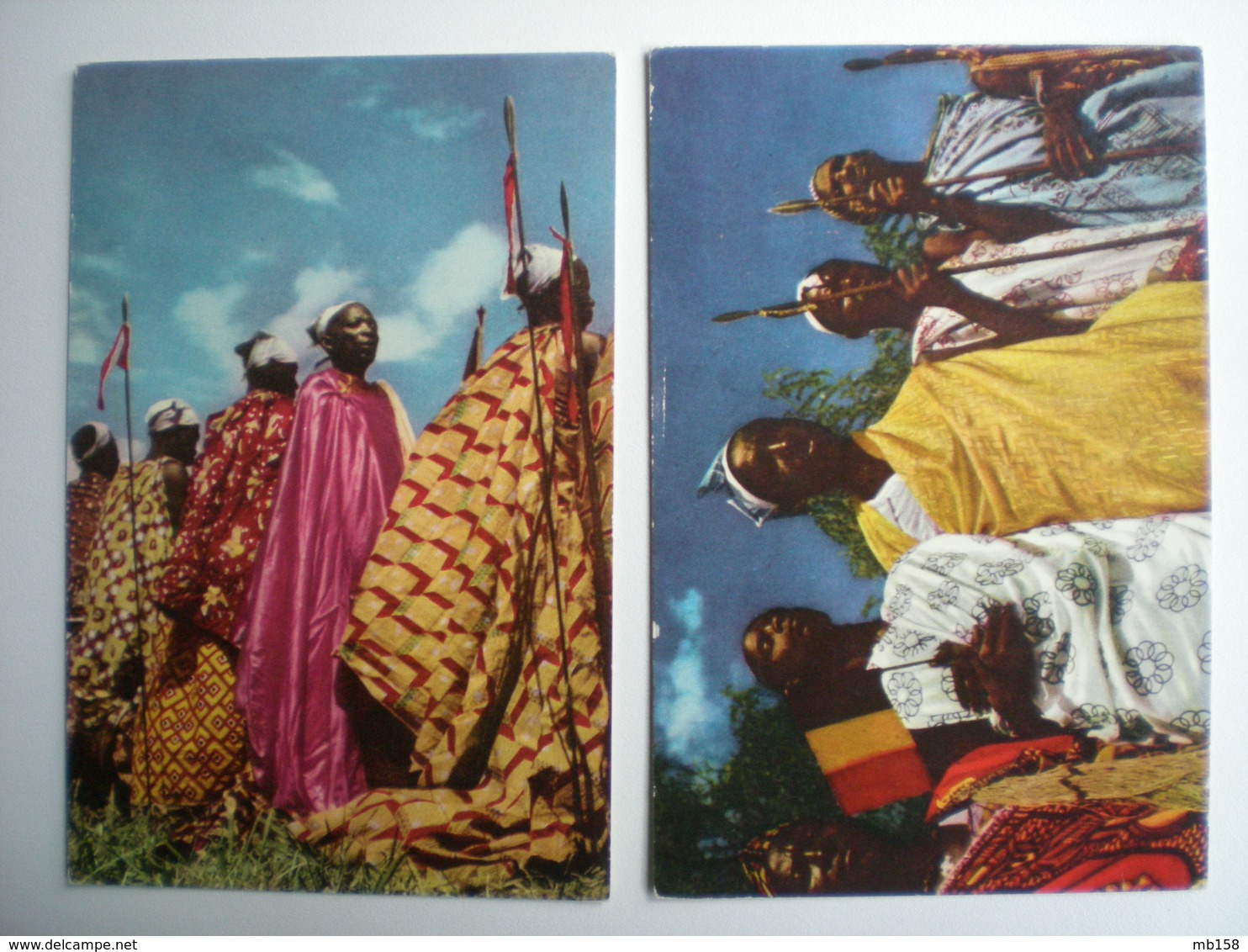 Congo - Kinshasa (ex Zaire) > Congo Belge Voyage Du Roi Baudouin 1955 - Congo Belga - Otros