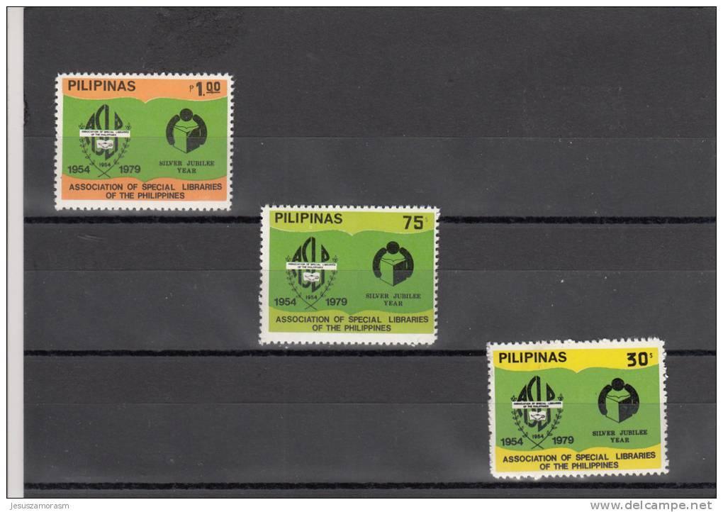 Filipinas Nº 1116 Al 1118 - Filipinas