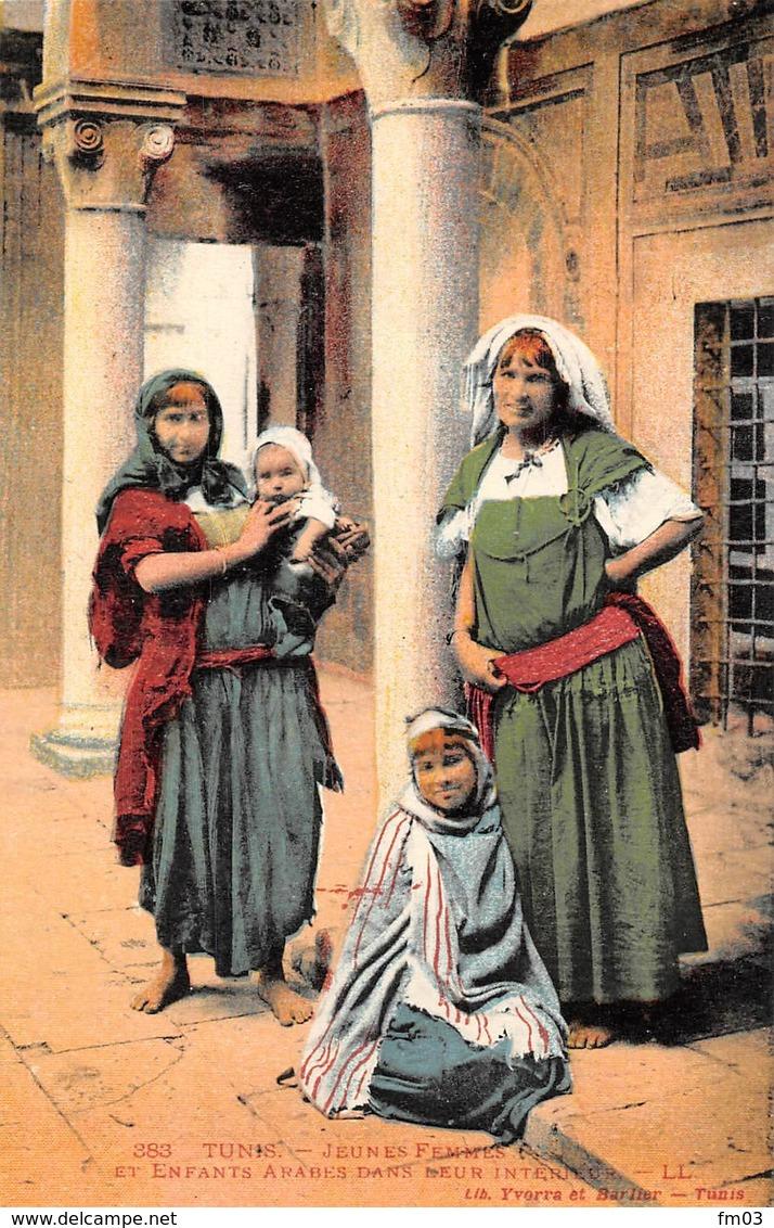 Tunis Femmes LL 383 - Tunisie