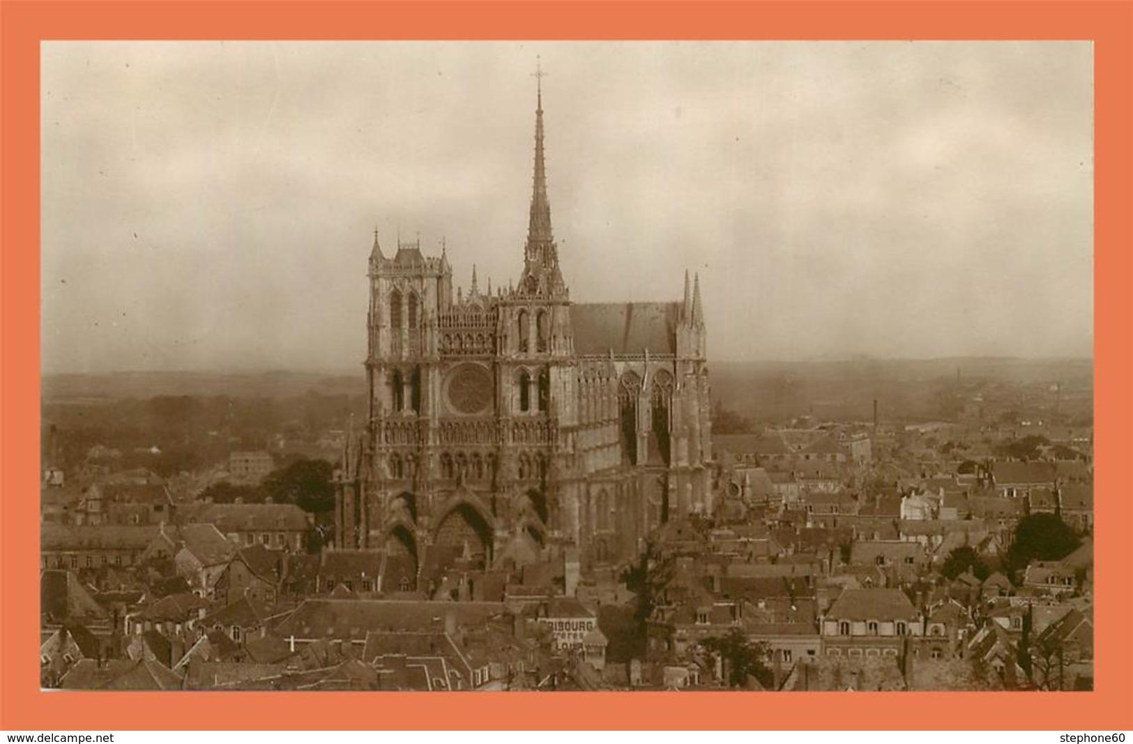 A715 / 001 80 - AMIENS Vue Générale Prise Du Beffroi - Amiens