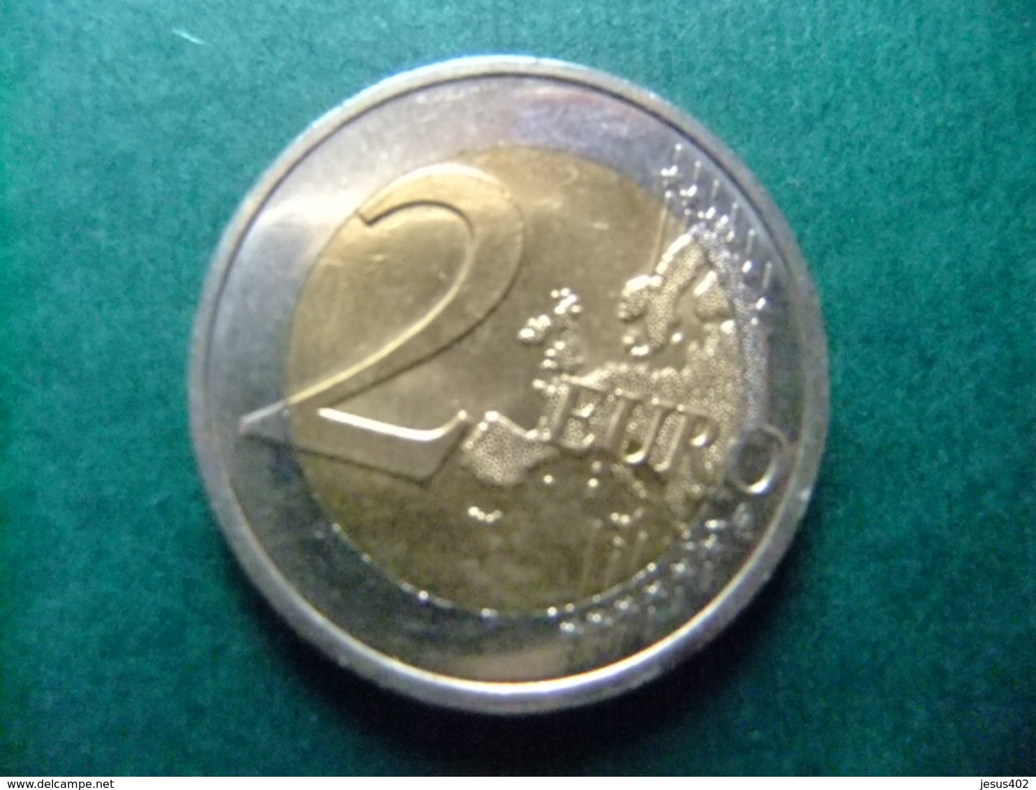 FRANCIA / FRANCE 2012 / EUROS /Aniversario Del Euro - Francia