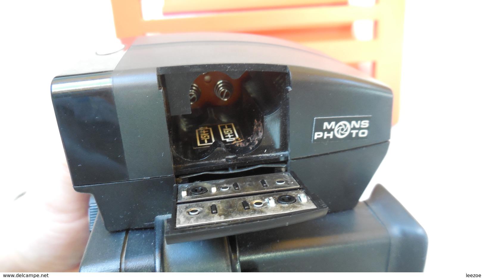 Appareil Photo POLAROID LAND CAMERA SONAR AUTOFOCUS 5000 AVEC POLATRONIC 5 - Appareils Photo