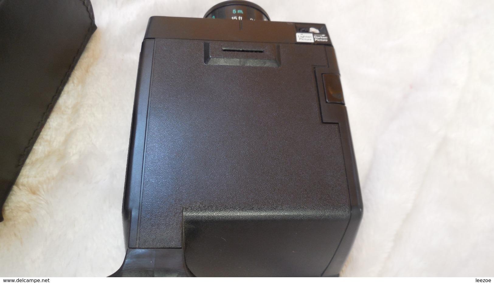 Berkey Keystone Wizard XF 1000 Utilise Des Films Polaroid SX-70...115mm F/8.8 MADE IN U.S.A - Appareils Photo