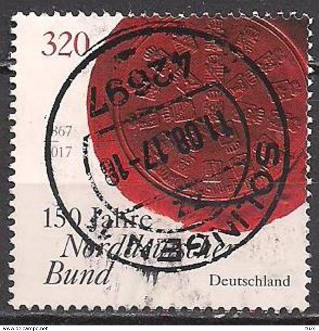Deutschland  (2017)  Mi.Nr.  3321  Gest. / Used  (4aa26) - Gebraucht