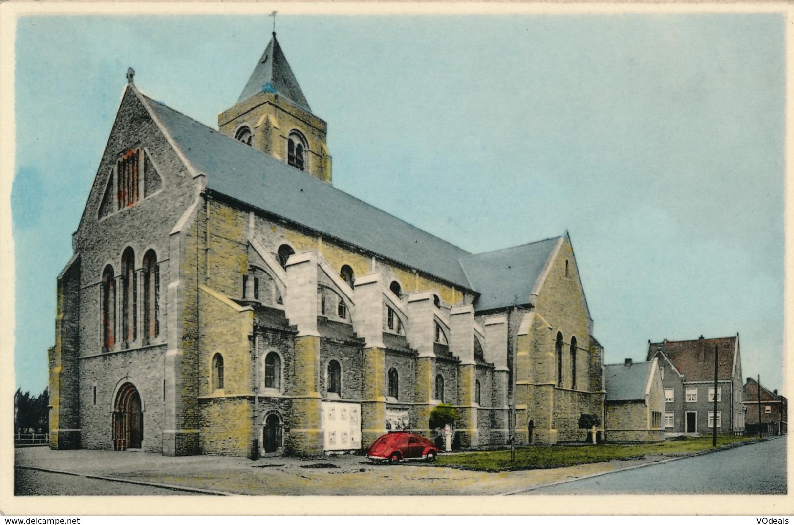 CPSM - Belgique - Waregem - Kerk H. Familie - Waregem