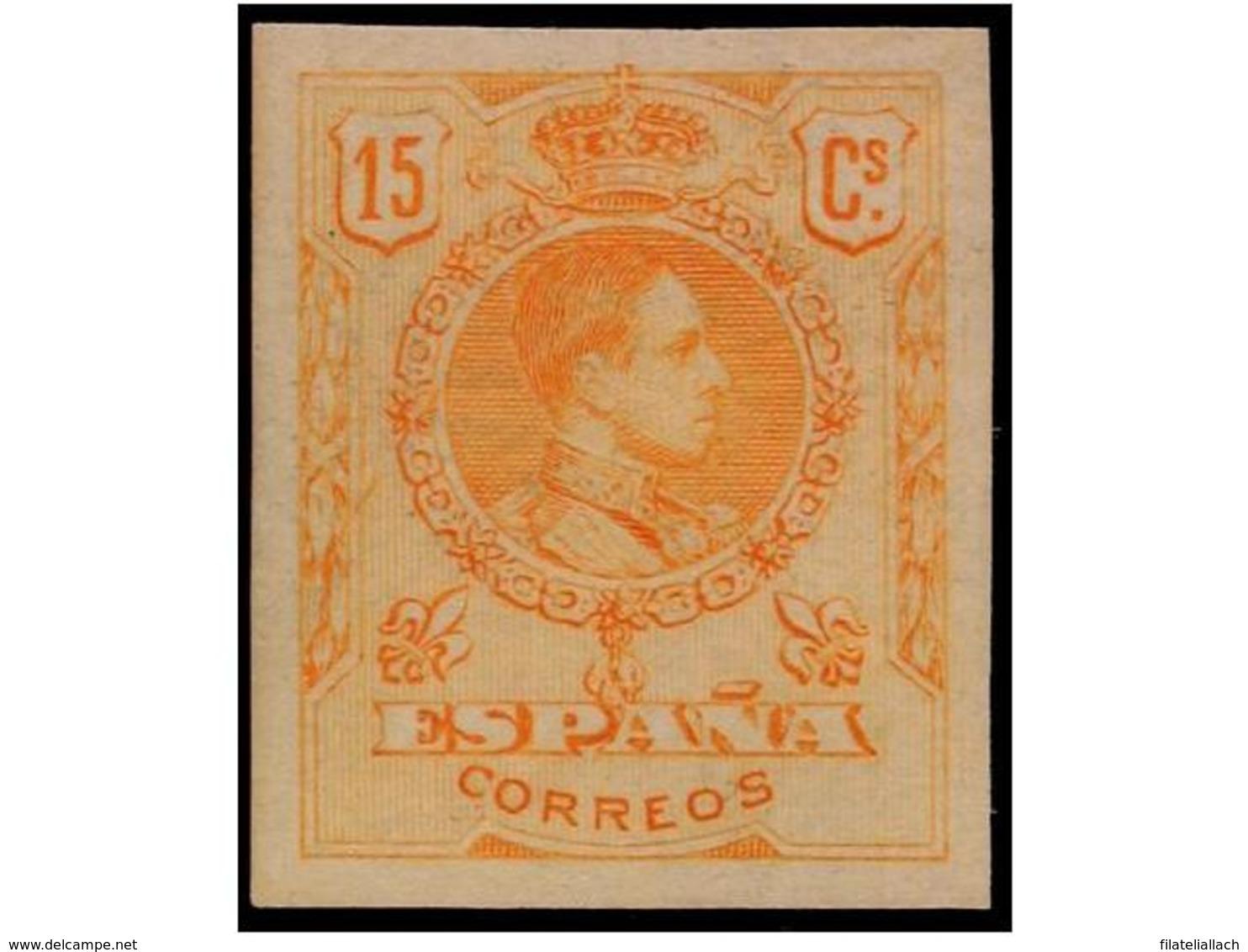 SPAIN: ALFONSO XIII 1889-1931 - España