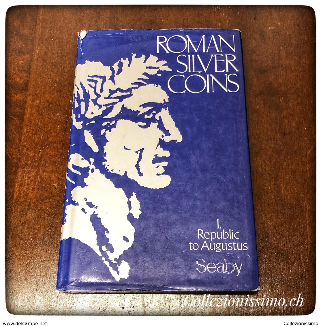 Roman Silver Coins H. A. Seaby – Vol. 1 - Boeken & Software