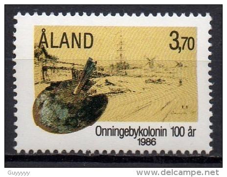 Aland - 1986 - Yvert N° 19 ** - Aland
