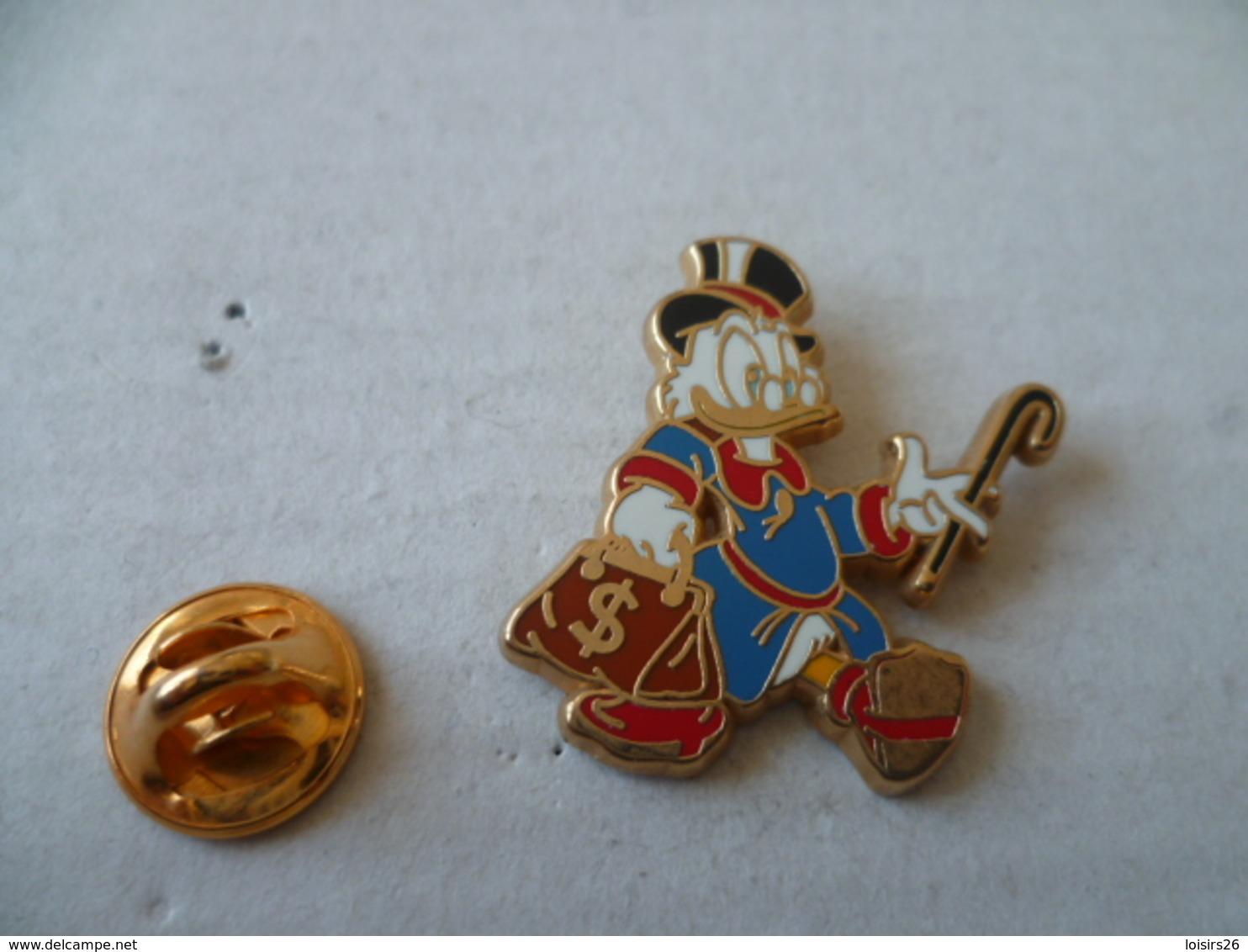 Pin's Arthus Bertrand ** Disney ** Piscou, Mickey,minnie ,donald ........ - Arthus Bertrand