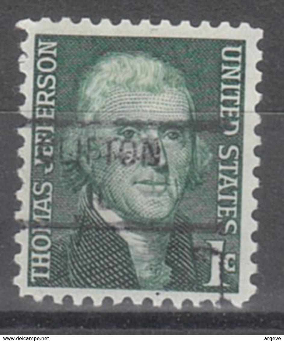 USA Precancel Vorausentwertung Preo, Locals Illinois, Clifton 841 - Vereinigte Staaten