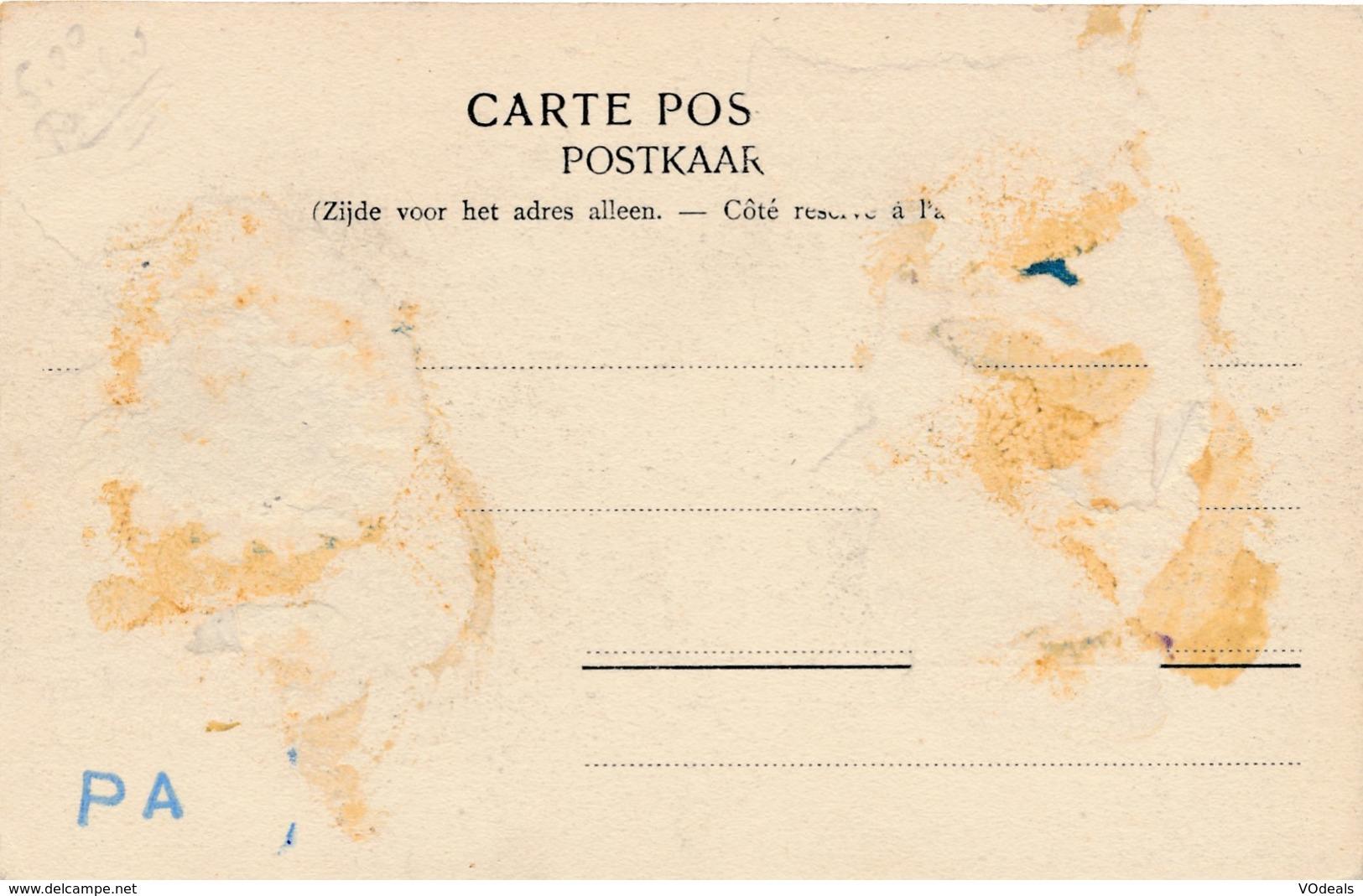 CPA - Belgique - Groenendael - Les Etangs - Hoeilaart