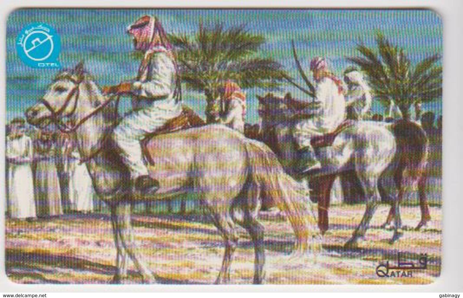 #05 - QATAR-01 - HORSE - Qatar