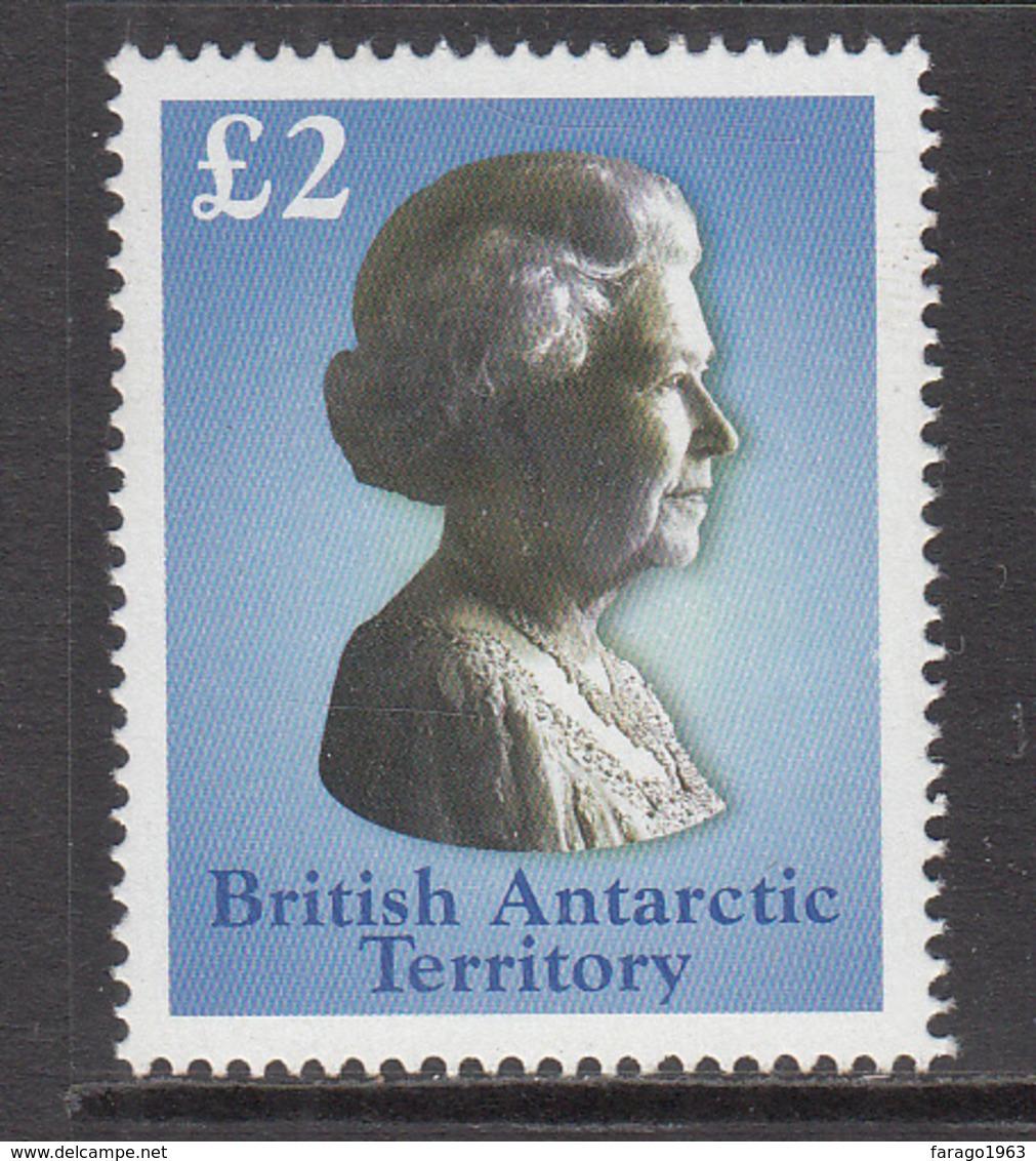 2003 British Antarctic Territory QEII Complete Set Of 1 MNH - Ungebraucht