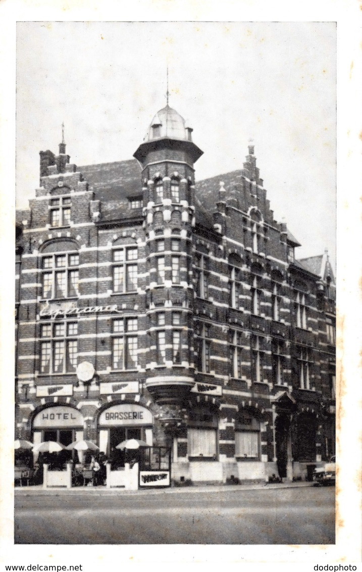 R163890 Hotel Esperance. Place Ernest Feys. Ostende - Cartes Postales