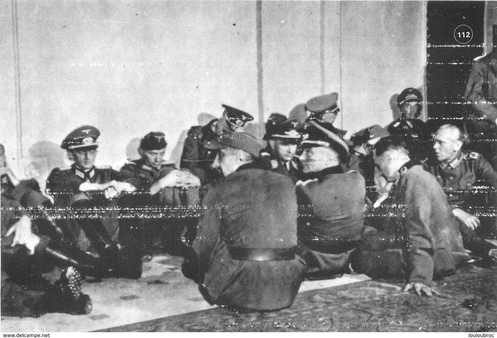 PHOTOGRAPHIE HISTOIRES VECUES DE LA RESISTANCE GUERRE 39-45 FORMAT 16X11CM FAC SIMILE - 1939-45