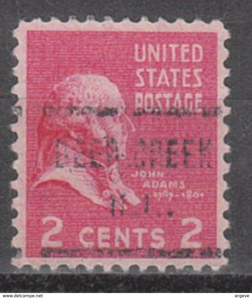 USA Precancel Vorausentwertung Preo, Locals Illinois, Deer Creek 622 - Vereinigte Staaten