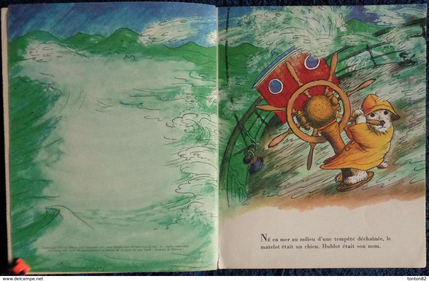 Le Chien-Matelot - Un Petit Livre D' Or N° 48 - Éditions Des Deux Coqs D'Or - ( E.O. 1953 ) . - Bücher, Zeitschriften, Comics