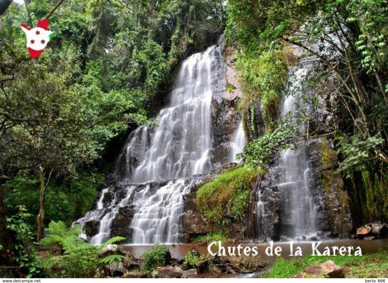 Burundi Karera Falls New Postcard - Burundi
