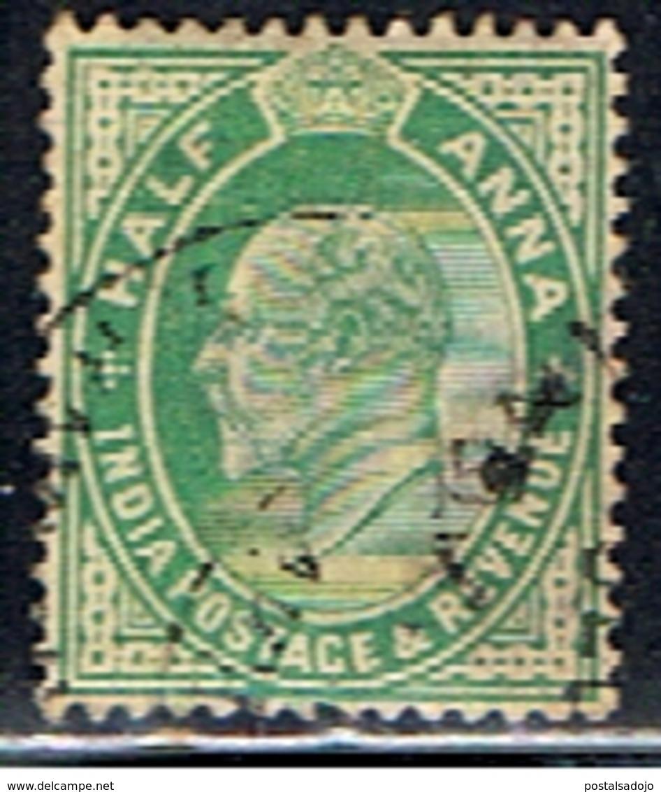 INDE ANGLAISE 104 // YVERT  58 // 1902-09 - India (...-1947)
