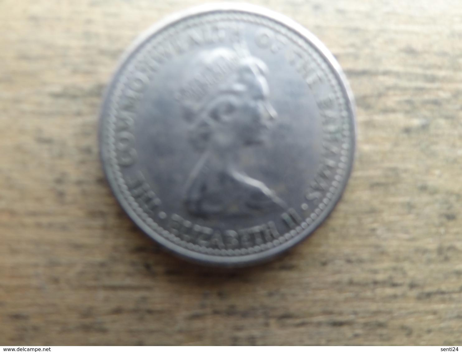 Bahamas  5  Cents  1973  Km 17 - Bahamas