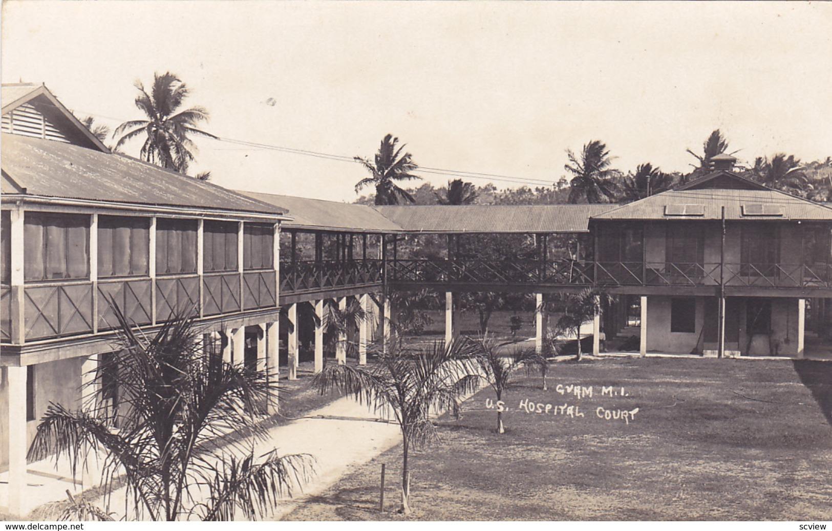 RP: U.S. Hospital Court , GUAM , 00-10s - Guam