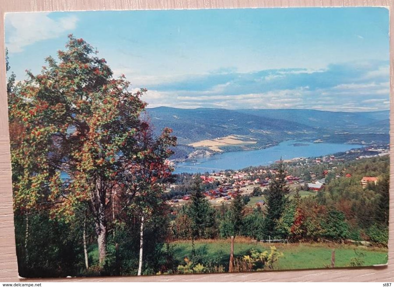 Norway Lillehammer Fagernes 1975 - Norvegia