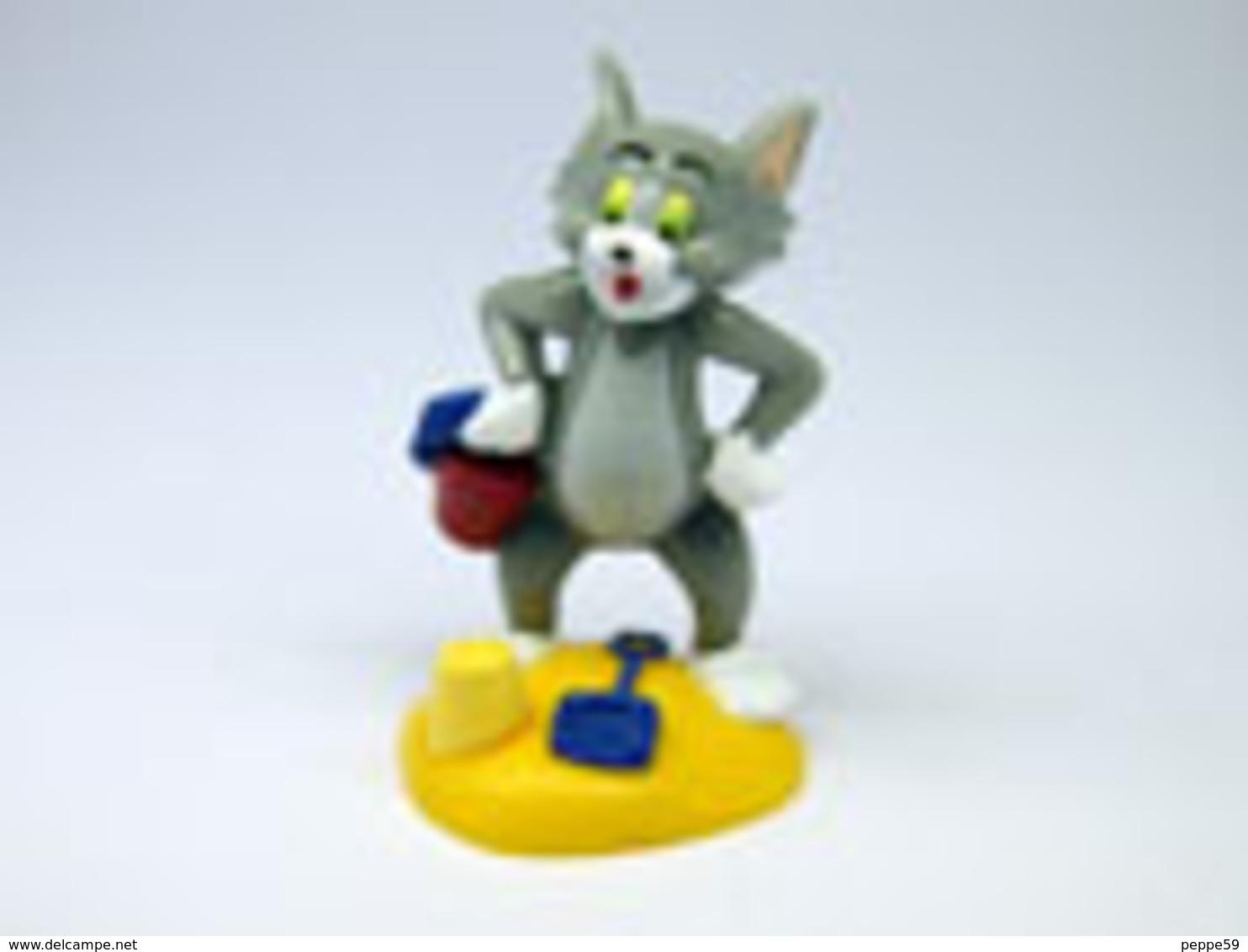 Kinder Ferrero Componibli - K.101 N.99 Tom E Jerry - Montabili