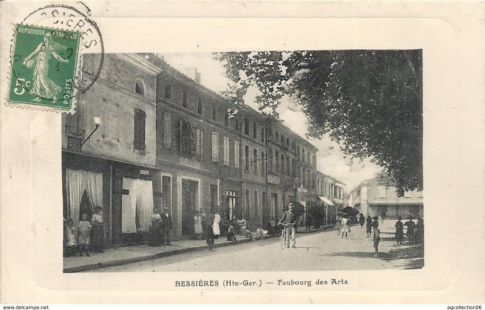 *BESSIERES. FAUBOURG DES ARTS - France